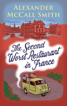 The Second Worst Restaurant in France, Hardback Book