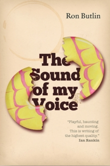 The Sound of My Voice, Paperback / softback Book