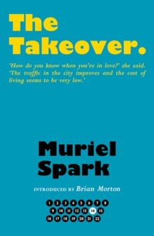 The Takeover, Hardback Book