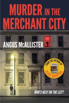 Murder in the Merchant City, Paperback / softback Book