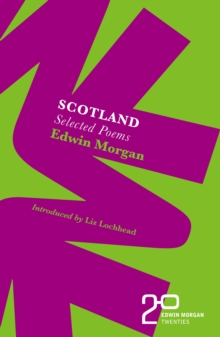 The Edwin Morgan Twenties: Scotland, Paperback / softback Book