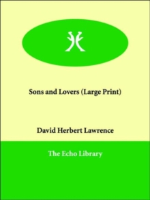 Sons and Lovers, Paperback / softback Book