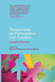 Perspectives on Participation and Inclusion : Engaging Education, Paperback / softback Book