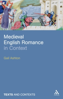 Medieval English Romance in Context, Paperback Book