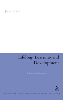 Lifelong Learning and Development : A Southern Perspective, Hardback Book