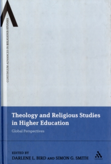 Theology and Religious Studies in Higher Education : Global Perspectives, Hardback Book