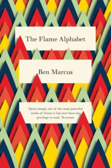The Flame Alphabet, Paperback / softback Book