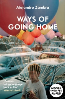 Ways of Going Home, Paperback / softback Book