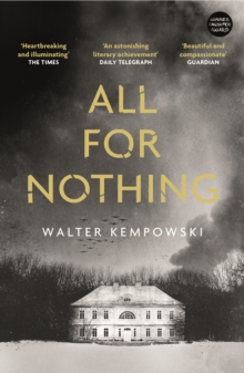 All for Nothing, Paperback Book