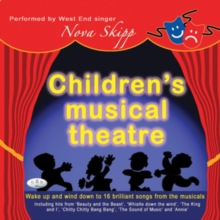 Children's Musical Theatre, CD-Audio Book
