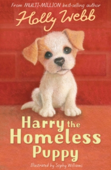 Harry the Homeless Puppy, Paperback Book
