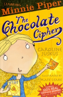 Minnie Piper : The Chocolate Cipher, Paperback Book