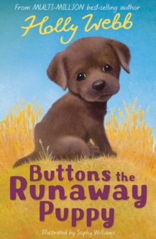 Buttons the Runaway Puppy, Paperback Book