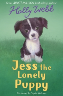 Jess the Lonely Puppy, Paperback Book
