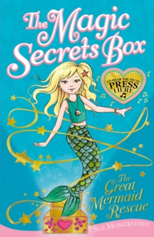 The Great Mermaid Rescue, Paperback Book