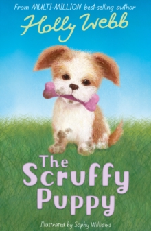 The Scruffy Puppy, Paperback Book
