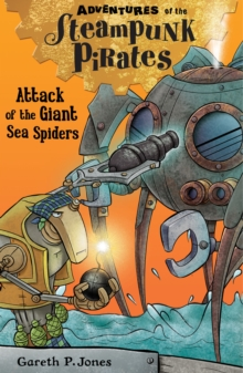 Attack of the Giant Sea Spiders, Paperback Book