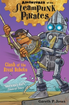 Clash of the Rival Robots, Paperback Book