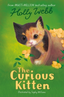 The Curious Kitten, Paperback Book