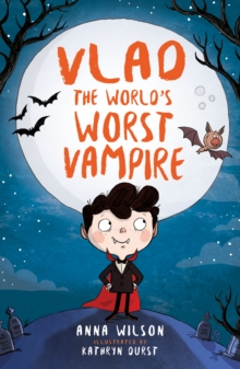 Vlad the World's Worst Vampire, Paperback Book
