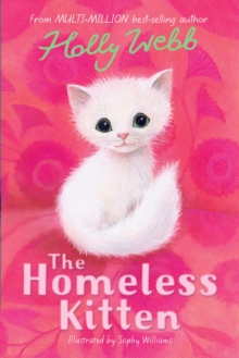 The Homeless Kitten, Paperback Book