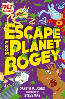 Escape from Planet Bogey, Paperback Book