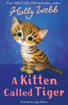A Kitten Called Tiger, Paperback Book
