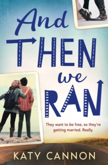 And Then We Ran, Paperback Book