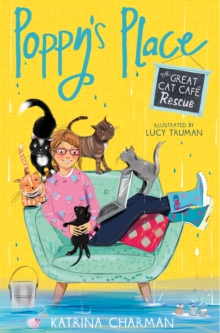 The Great Cat Cafe Rescue, Paperback Book