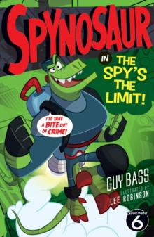 The Spy's the Limit, Paperback / softback Book