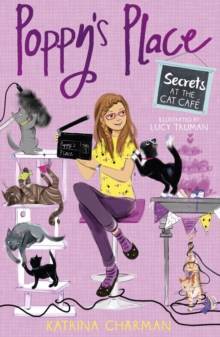 Secrets at the Cat Cafe, Paperback Book