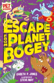 Escape from Planet Bogey, EPUB eBook