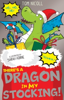 There's a Dragon in my Stocking!, Paperback Book