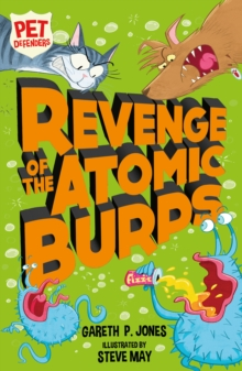 Revenge of the Atomic Burps, Paperback Book