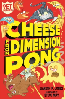 Cheese from Dimension Pong, Paperback / softback Book