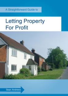 Letting Property For Profit, Paperback Book