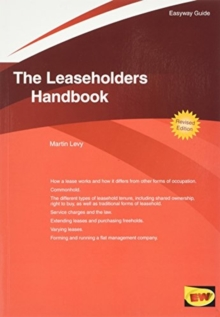 The Leaseholders Handbook, Paperback Book