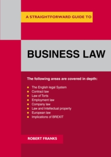 Business Law, Paperback Book