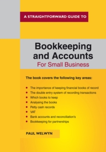 Bookkeeping And Accounts For Small Business, Paperback Book
