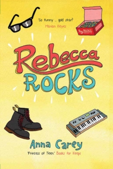 Rebecca Rocks, Paperback / softback Book