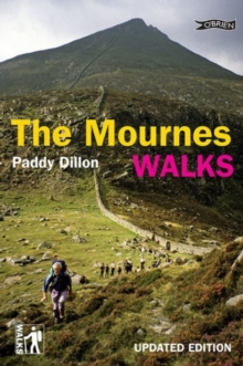 The Mournes Walks, Paperback / softback Book