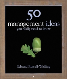 50 Management Ideas You Really Need to Know, Hardback Book