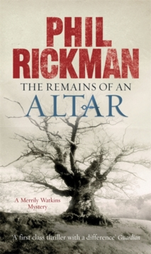 The Remains of An Altar, Paperback Book