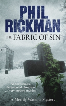 The Fabric of Sin, Paperback Book