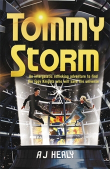 Tommy Storm, Paperback Book