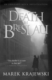 Death in Breslau, Paperback Book