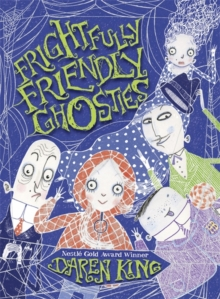 Frightfully Friendly Ghosties, Paperback Book