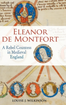Eleanor de Montfort, Hardback Book