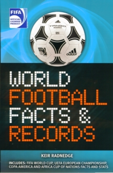 FIFA World Football Facts & Records, Paperback Book