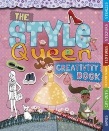 The Style Queen Creativity Book, Spiral bound Book